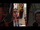 Падение с пожарной лестницы