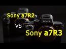 Sony a7R3 – переоцененная камера Тест
