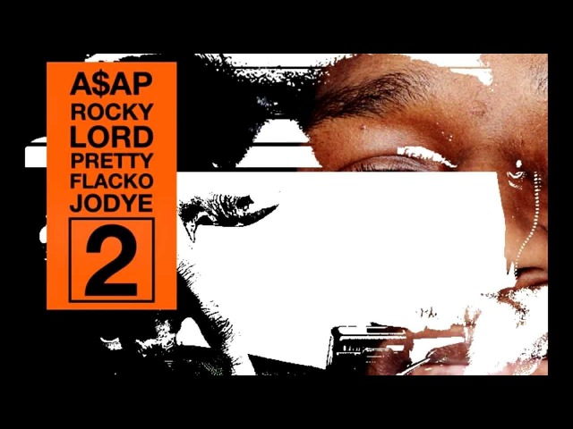 A$AP Rocky - Lord Pretty Flacko Jodye 2 (LPFJ2) INSTRUMENTAL (re-prod by Leggo Beats)