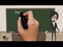Урок французского языка 19 с нуля для начинающих: глаголы 1-й группы (часть1)