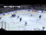 Моменты из матчей КХЛ сезона 16/17 • Гол. 0:1. Щехура Пол (Трактор) добил вторым касанием 25.08