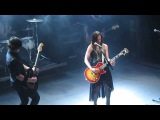 Halestorm - Straight Through The Heart (Dio cover), Helsinki Finland March 2013