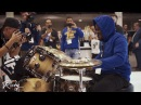 Anthony Burns NAMM drum solo - Guitar Center Drum off finalist