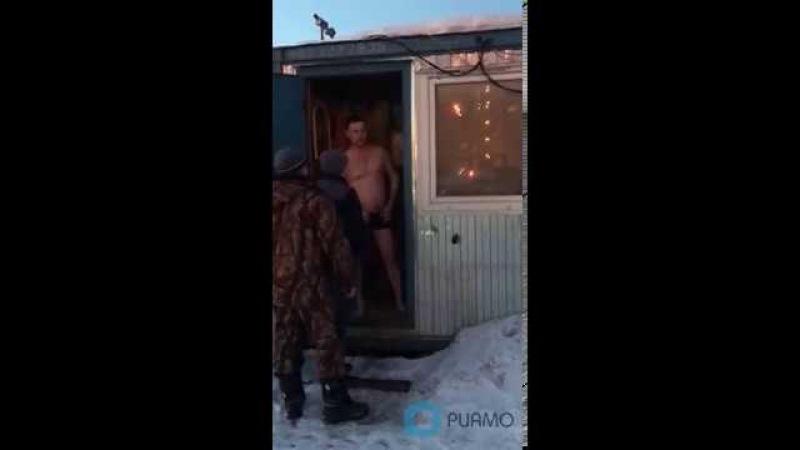 Охранники парковки ЖК «Люберцы» выгнали голых проституток на мороз РИАМО в Люберцах