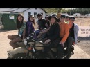15 beautiful women on an URAL Motorcycle at the Overland Expo 2017 - Part I