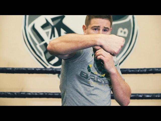 Боковые удары в боксе - Как стать боксером за 10 уроков 6 ,jrjdst elfhs d ,jrct - rfr cnfnm ,jrcthjv pf 10 ehjrjd 6
