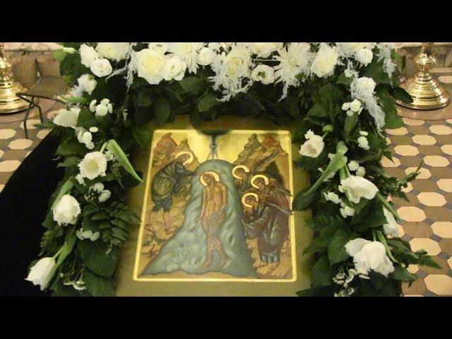 Проповедь о безумии зла и о Божьем благоволении к человеку