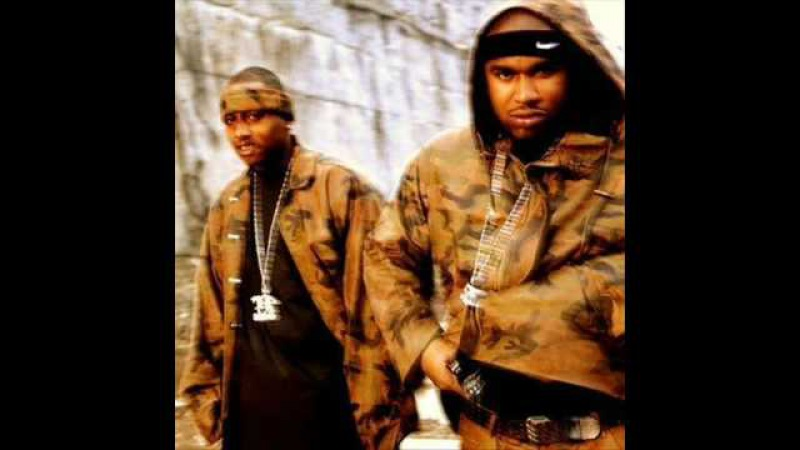 Capone N Noreaga and Nas - Calm Down