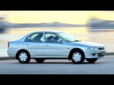 Mitsubishi Lancer GLXi AU spec '19992002