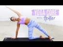 Lengthen Tone! Yoga Ab Sculpt With Your Studio Tone It Up Trainer Heather