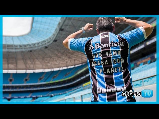 Nós Vamos Acabá Com o Planeta l GrêmioTV