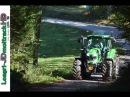 Deutz-Fahr 6165 TTV sur les Routes de Montagne à l'Automne - ETS Balthazard !