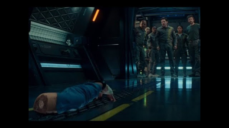 Cloverfield Paradox Mundy funny Moments Clip HD