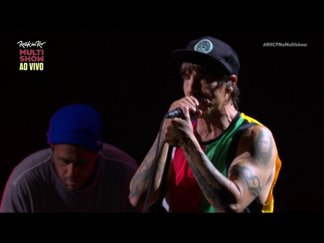 THE RED HOT CHILI PEPPERS Live At Rock In Rio 2017