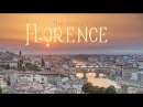 The Grand Tour to Florence. Italy Timelapse Hyperlapse