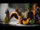 Праздники Праздники Русские Проказники 2019 FULL HD 1080p OLISHA Белки Танцуют Новый Год 🐿️