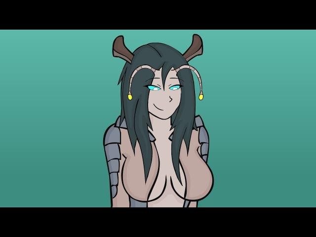 Sea Temptress (Subnautica Animation)