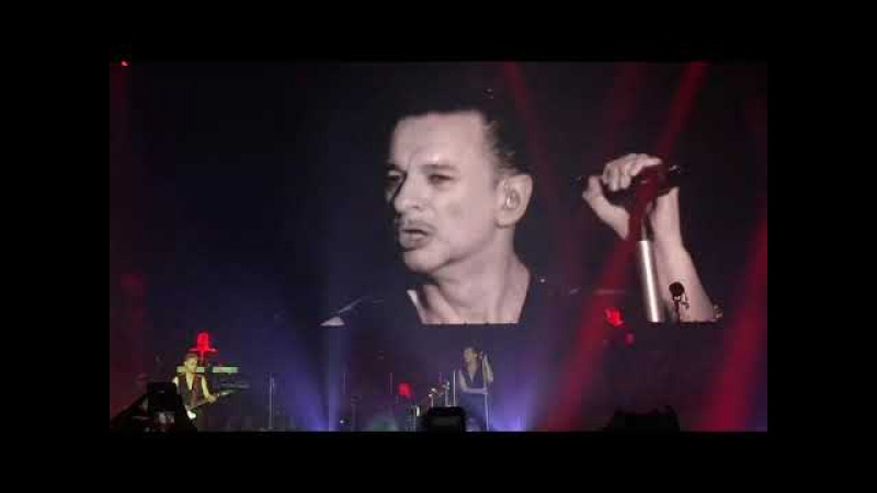 Depeche Mode - A Question Of Time - Madrid