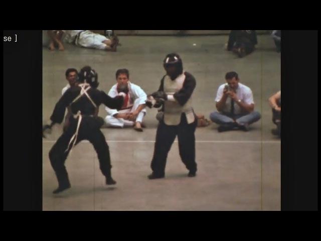 Original Unedited Color Footage Of Bruce Lees 1967 Long Beach Demonstration