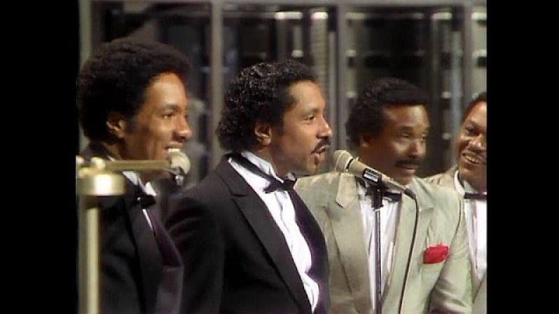 Temptations Four Tops Medley Live Motown 25