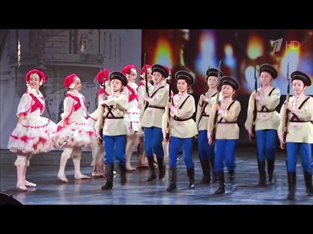Марш солдатиков - Академия Русского балета имени А.Я. Вагановой