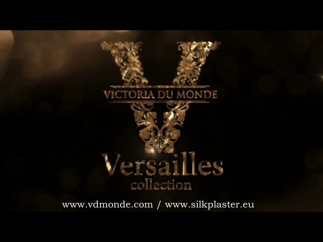 Инструкция по нанесению шёлковой штукатурки / коллекция Versailles VDM