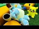 Кто самый сильный на Арене Покемонов Видео с игрушками для мальчиков.