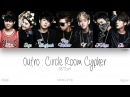 [HAN|ROM|ENG] BTS (방탄소년단) - Outro : Circle Room Cypher (Color Coded Lyrics)