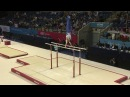 Nile Wilson - GOLD - Parallel Bars - 2018 British Gymnastics Championship - MAG Masters