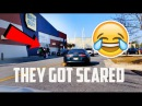 LOUD SUPRA Anti-Lag PRANK at the MALL