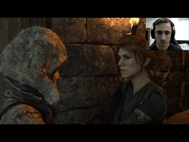 Rise of the Tomb Raider Прохождение ► АКРОПОЛЬ И ОБОРОНА ДОЛИНЫ ► 8