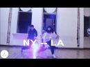 MEMBA - NY -- LA ft. Alex Mali Igor Abashkin VELVET YOUNG DANCE CENTRE