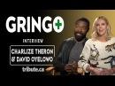 David Oyelowo & Charlize Theron - Gringo Interview