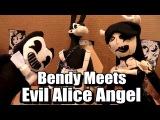 MMA Movie Bendy Meets Evil Alice Angel