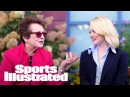 Emma Stone & Billie Jean King On 'Battle Of The Sexes', Women's Rights & More | Sports Illustrated