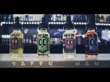 BONUS Обзор на жидкость Taffy Man 4 вкуса Американские ириски и леденцы
