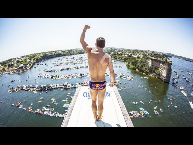 What cliff divers do in their free time. | Straight from the Athletes