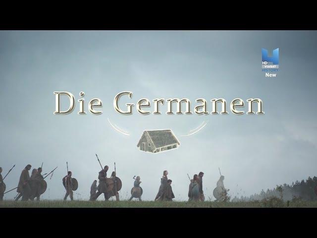 Расцвет древних цивилизаций. Великие народы. 2 сезон. 2 серия - Германские племена. [720p]