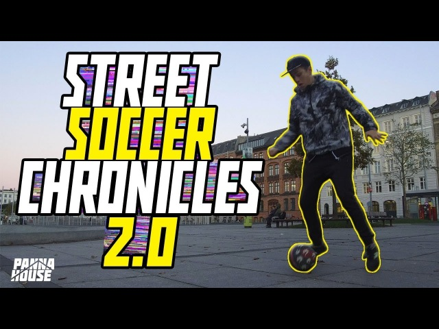 STREET SOCCER CHRONICLES Episode 2 Israels Plads