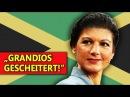 Jamaika-Aus: Sahra Wagenknechts VERNICHTENDE Analyse