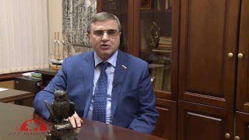 Олег Смолин Бюджет 2018 лучший, но плохой