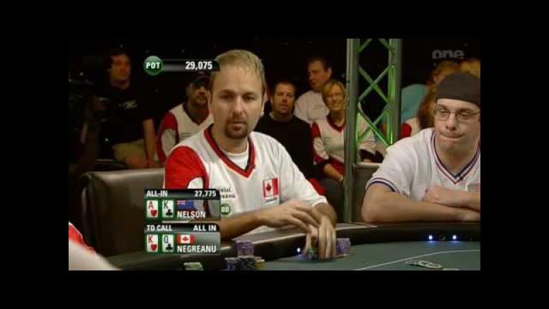World Cup of Poker 2008 - Part 1 cardplayertube.com