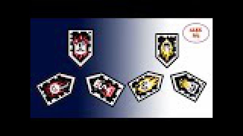 Все запретные комбо силы Лего Нексо Найтс/Lego Nexo Knights All Darck Forces