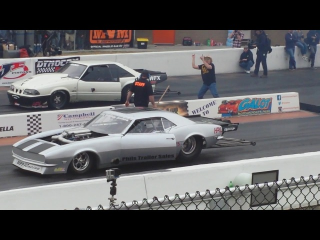 CHUCK VS THE MISTRESS 2.0 AT THE STREET OUTLAWS NO PREP KING EVENT
