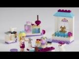 Конструктор LEGO Friends 41308 Кондитерская Стефани