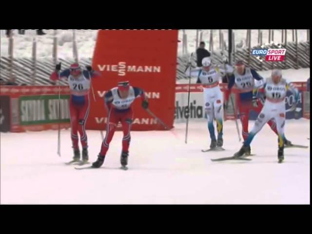 Лыжные гонки Сезон 2014 2015 Кубок мира 2 й этап Лиллехаммер Норвегия Мужчины, Женщины Спринт, SD
