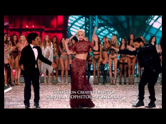 Lady Gaga - Victorias Secret 2016 Fashion Show