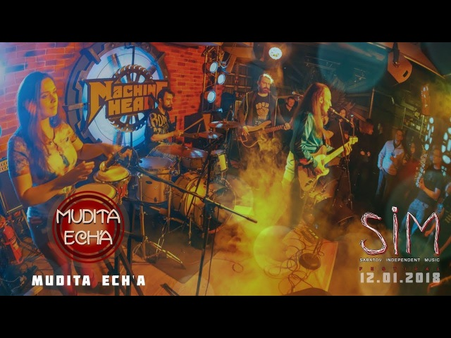 Mudita Echa - Mudita Echa (live 2018)