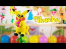 HOW TO MAKE Pikachu ! DIY Easy Toohee GIFTS for Friends and Family ! 9 - PIKACHU