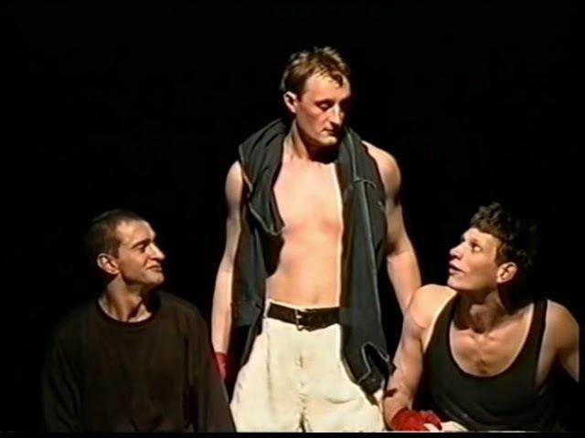 Клоп Театр им Ленсовета Юрий Бутусов 2000 г , комедия, DVDRip